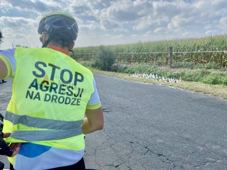 Stop agresji na drodze